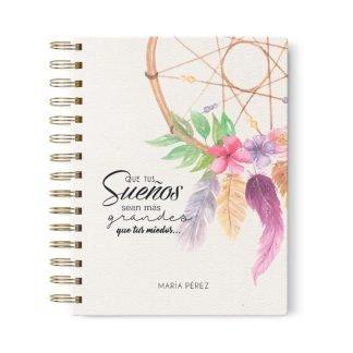 cuaderno-journal-atrapasueños