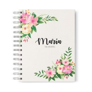 cuaderno-journal-flor