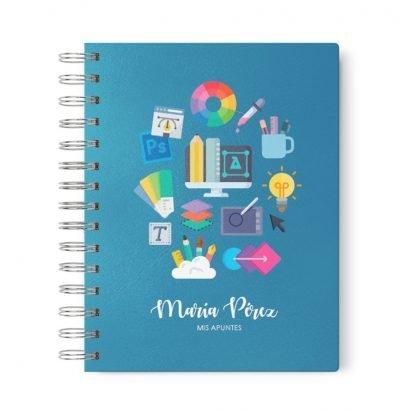cuaderno-journal-diseño-grafico