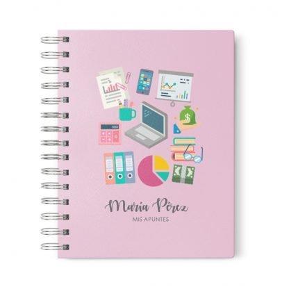 cuaderno-journal-economia