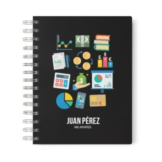 cuaderno-journal-economia