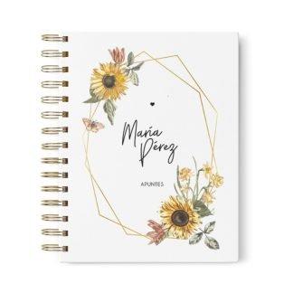 cuaderno-journal-girasol