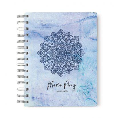 cuaderno-journal-mandala-azul