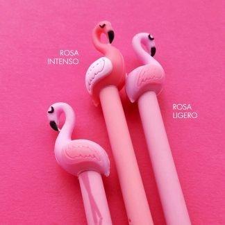 lapiceros-flamingo-rosa