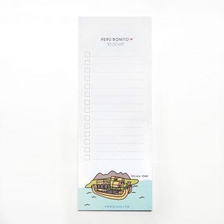 checklist-peru-titicaca